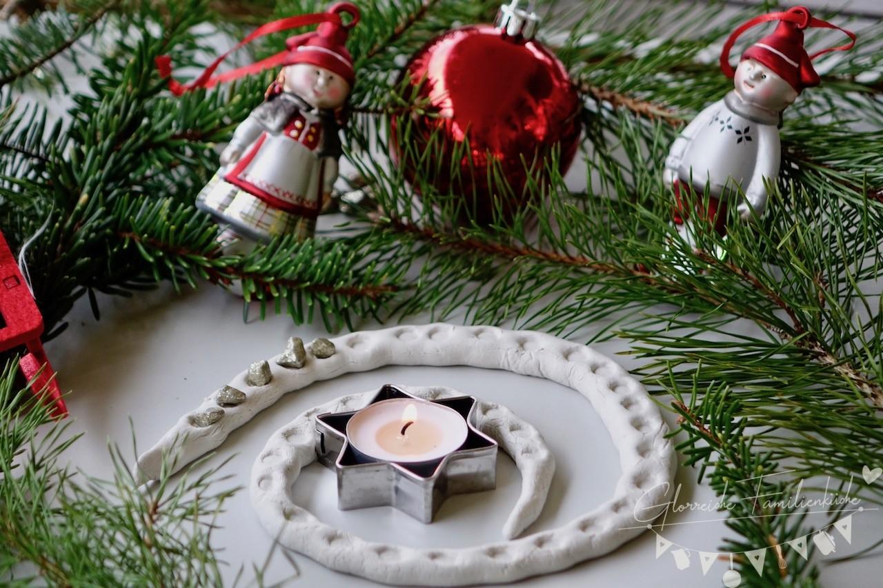 Adventspirale Glorreiche Familienküche