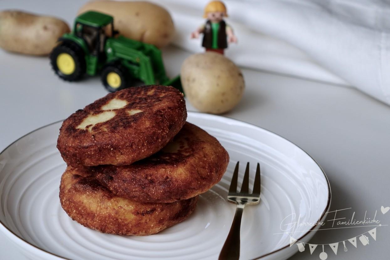 Erdäpfelreinkalan Kartoffellaibchen Gericht Glorreiche Familienküche