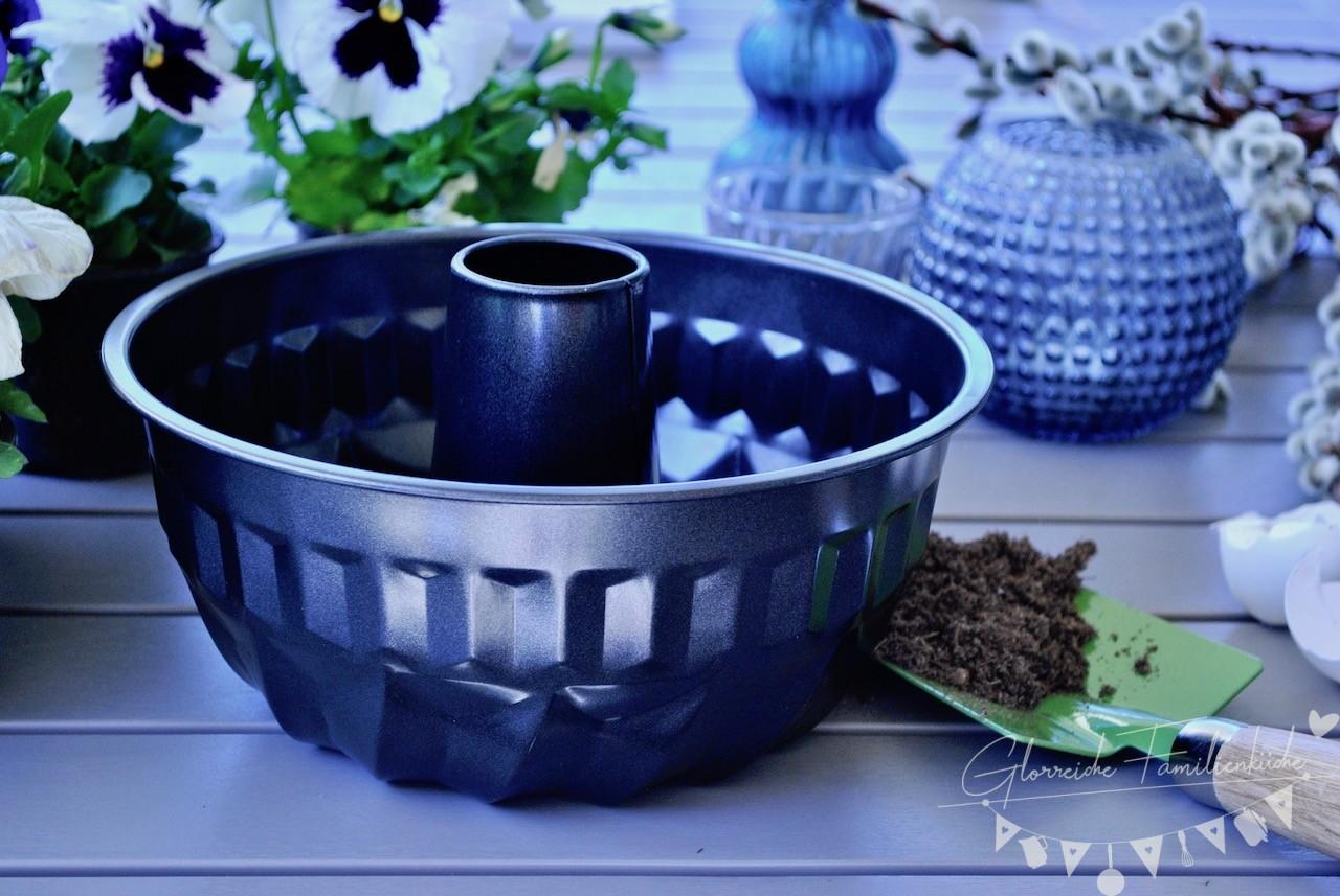 Materialien Blumenreindling benötigt Glorreiche Familienküche