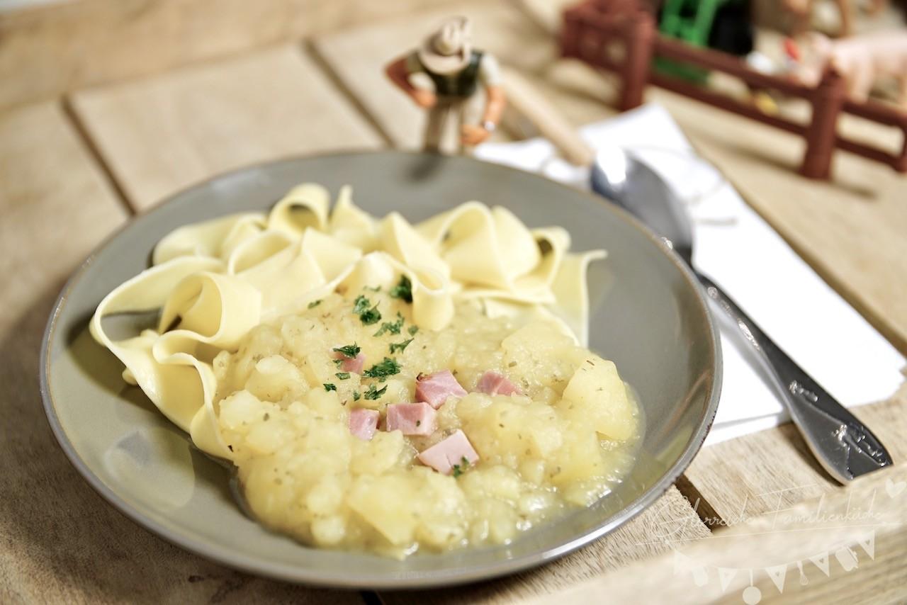 Erdaepfelssauce Kartoffelsauce Rezept Glorreiche Familienkueche
