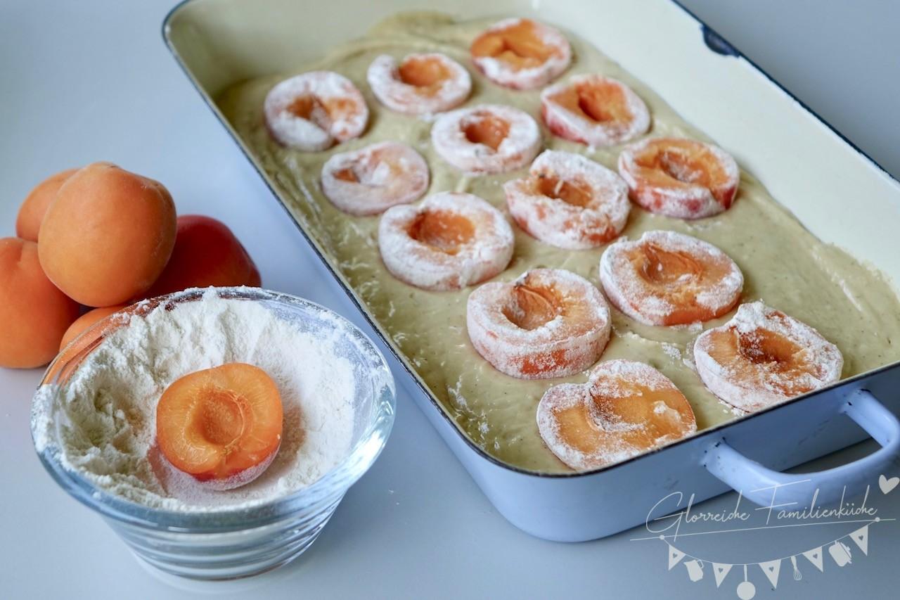 Marillenkuchen Schritt 3 Glorreiche Familienküche
