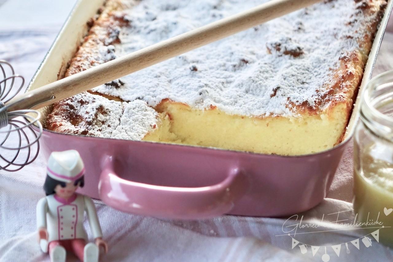 Grießauflauf Gericht 5 Glorreiche Familienküche