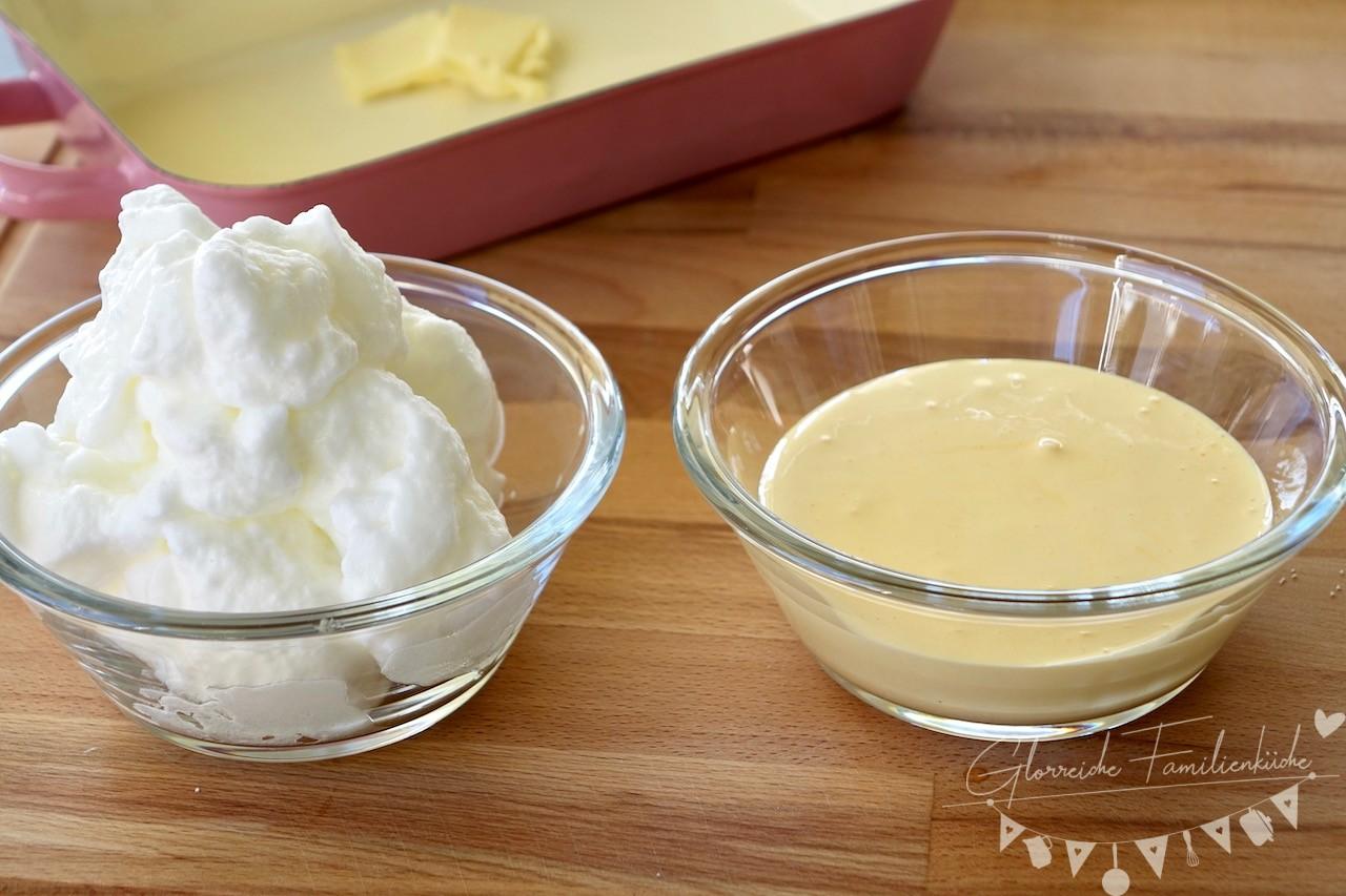 Grießauflauf Zubereitung Schritt 3 Glorreiche Familienküche