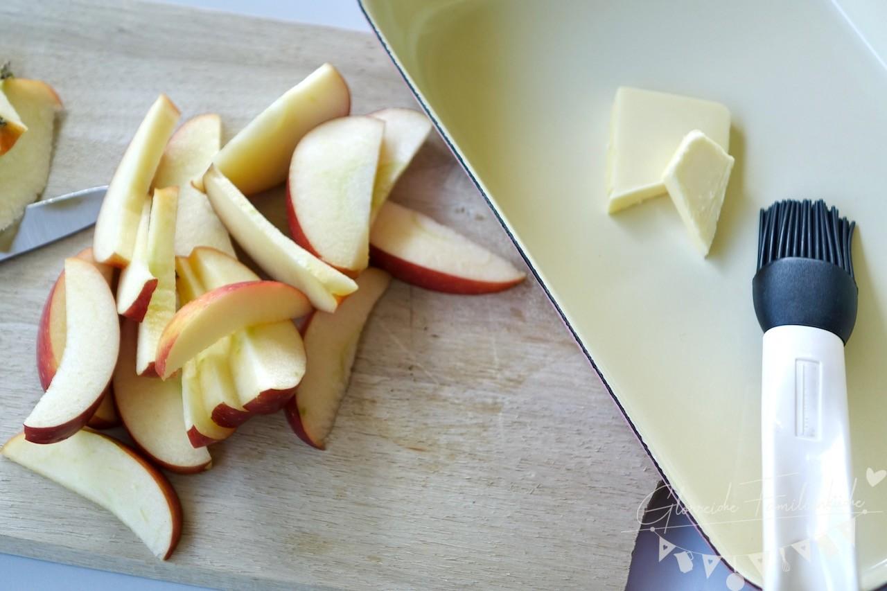 Apfelkuchen Zubereitung Schritt Glorreiche Familienküche
