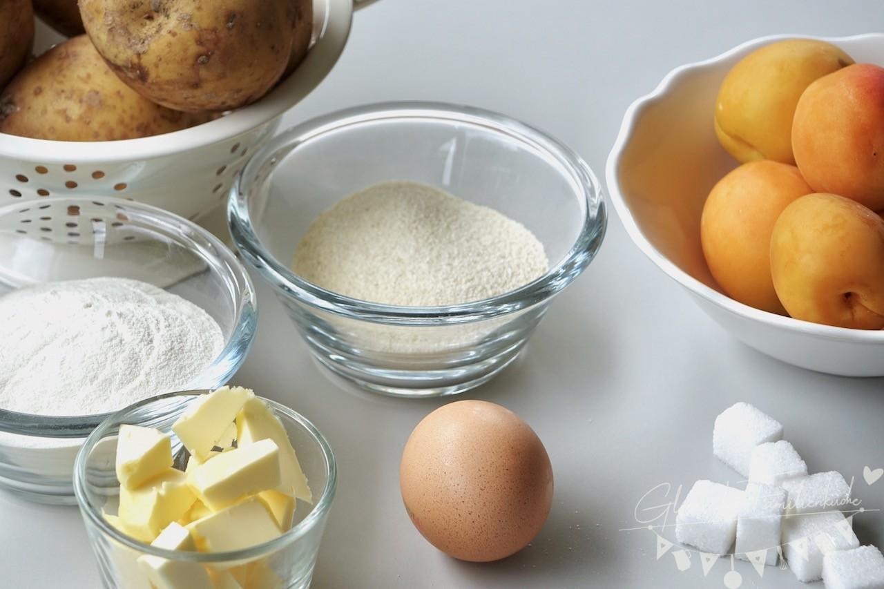 Marillenknödel Zutaten Glorreiche Familienküche