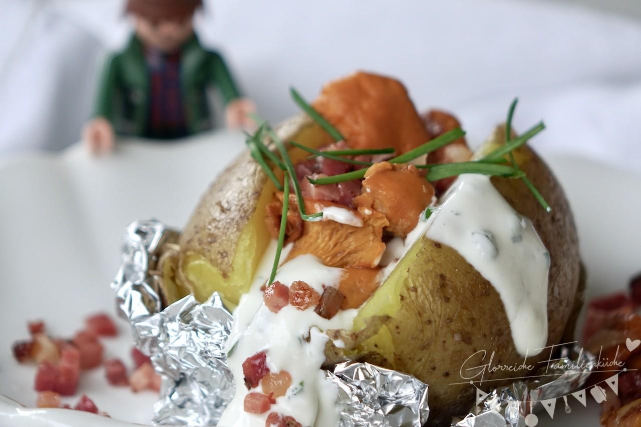 Ofenkartoffel Rezept Glorreiche Familienkueche
